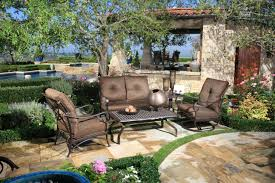 Santa Barbara Wicker Patio Furniture - alu mont santa barbara collection universal patio furniture
