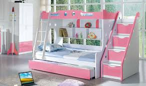 New Bunk Beds Inspiring Used Bunk Bed With Stairs Safe And Right Bedroom
