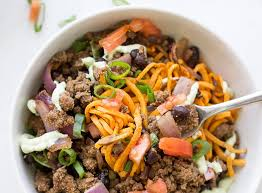 cuisine recipes 20 healthy ground beef recipes eat this not that