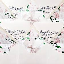 calligraphy wedding invitations custom wedding invitations simply