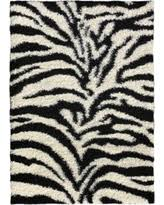 Zebra Kitchen Rug Animal Print Kitchen Rugs Bhg Com Shop