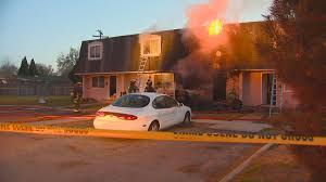 crews fight 2 alarm fourplex fire in boise ktvb com
