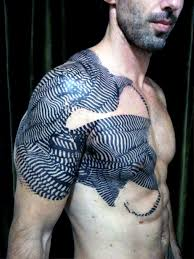 25 awesome chest tattoos for men to look amazing