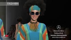 miranda konstantinidou miranda konstantinidou summer 2015 berlin fashion week by