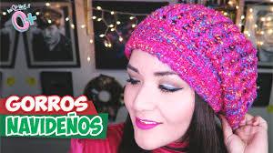 bufandas mis tejidos tejer en navidad manualidades navidenas bufanda boina o gorro navideños así o más fácil diy youtube