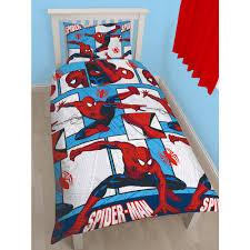 ultimate spider man duvet set toys r us