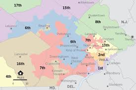 Philadelphia Pa Map Pa Republicans Ask State Supreme Court To Stay Its Own