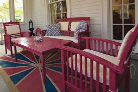 How To Spray Paint Patio Furniture Spray Paint For Wood How To Spray Paint A Wood Table U0026 Chairs