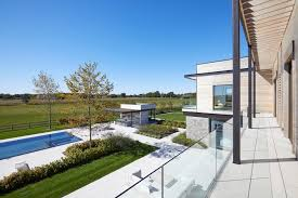 tour a hamptons brand new home that boasts an ultra modern design