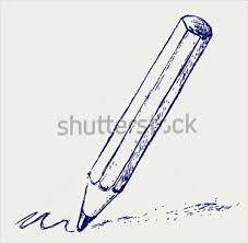 9 pencil vectors eps png jpg svg format download free