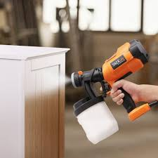can you use a paint sprayer to paint kitchen cabinets 13 things you need to before using a paint sprayer