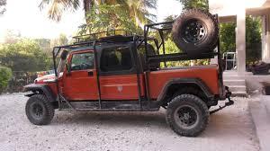 jeep frame fabrication