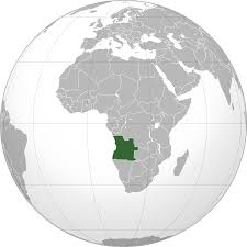 Ireland Location In World Map by Angola On The World Map Ireland Map