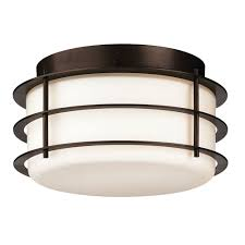 Outdoor Flush Mount Ceiling Light Ceiling Lighting Outdoor Ceiling Lights Modern Interiors Patio