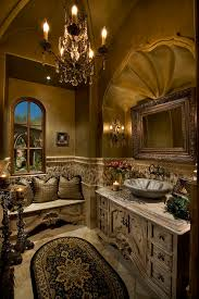 25 mediterranean bathroom designs to cheer up your space tuscan