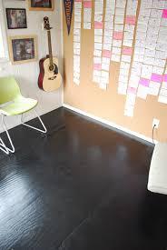 black wood floor paint best wall paint color for dark wood floors