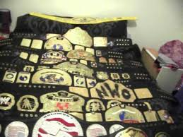 Wwe Bedding Wwe Coming Soon Replica Belt Sale Sold Youtube