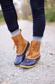 ll bean duck boots preppy men
