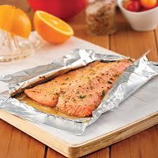truite cuisine filet de truite sauce moutarde et orange recettes cuisine et