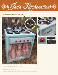 custom play kitchenettes by madetoencourage on etsy 275 00