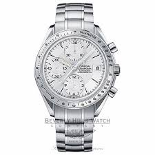 stainless steel bracelet omega watches images Omega speedmaster date 3221 30 00 beverly hills watch company jpg