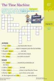 past tense practice worksheet education com