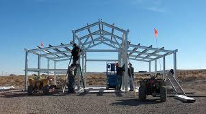 metal barns steel barns for sale ameribuilt steel structures