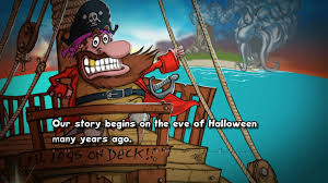 woody two legs attack of the zombie pirates screenshots and