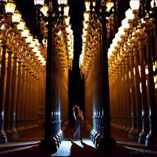 furniture la street lights lacma lights los angeles la light