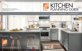 home depot canada kitchen base cabinets home depot canada flyer kitchen planning guide april 24