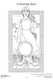 terry pratchett u0027s the shepherd u0027s crown free colouring downloads