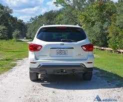 nissan pathfinder fuel tank capacity 2017 nissan pathfinder platinum 4wd review u0026 test drive