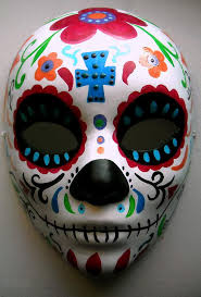 day of the dead masks day of the dead mask painting by pristine cartera turkus day of