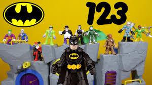 learn count batman 10 villains joker riddler