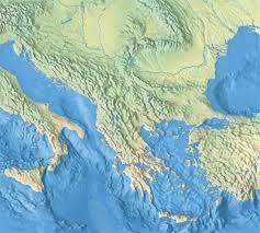 europe peninsulas map political map of the balkan peninsula nations project