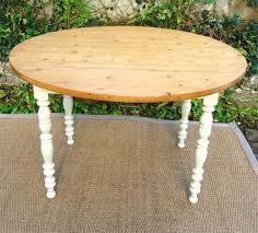 table de cuisine ancienne table ronde de cuisine ancienne table ronde de cuisine a volets avec