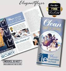 cleaning brochure templates free 27 free best business brochures templates in psd icanbecreative