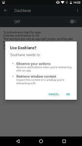how to enable and use auto login for android apps u2013 dashlane