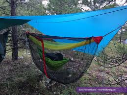 review sea to summit hammock gear the ultimate hang