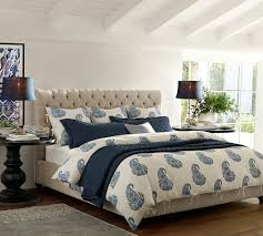 b andana bedding with bedroom contemporary and wooden headboards