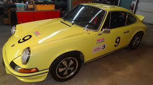 porsche 911 vintage 1973 porsche 911 vintage race car streetable as is never rusted