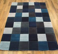 Www Modern Rugs Co Uk Ed 11 Pixel Blue Image 1 Http Www Modern Rugs Co Uk Page