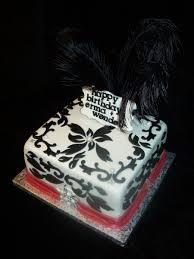 1920 u0027s theme baroque birthday cake cakecentral com