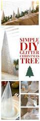 Cone Tree Diy Christmas Cone Trees U2022 The Budget Decorator
