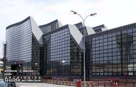 renault siege social architecture sud ouest région parisienne ile de archiguide