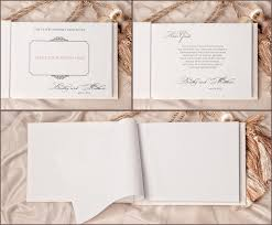 shabby chic wedding guest book idea modwedding