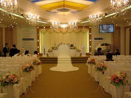 halls for weddings beautiful wedding ceremony decorations and expressed by the