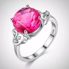 silver topaz rings images Sterling silver pink topaz ring staceybo jewelry jpg