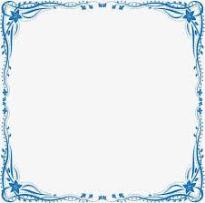 bordes para publisher vector borde azul plaza vector azul frame png y vector bordes