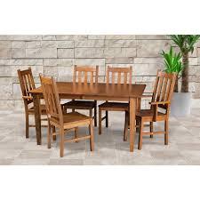 qw amish denver dining set quality woods furniture qw amish denver dining set